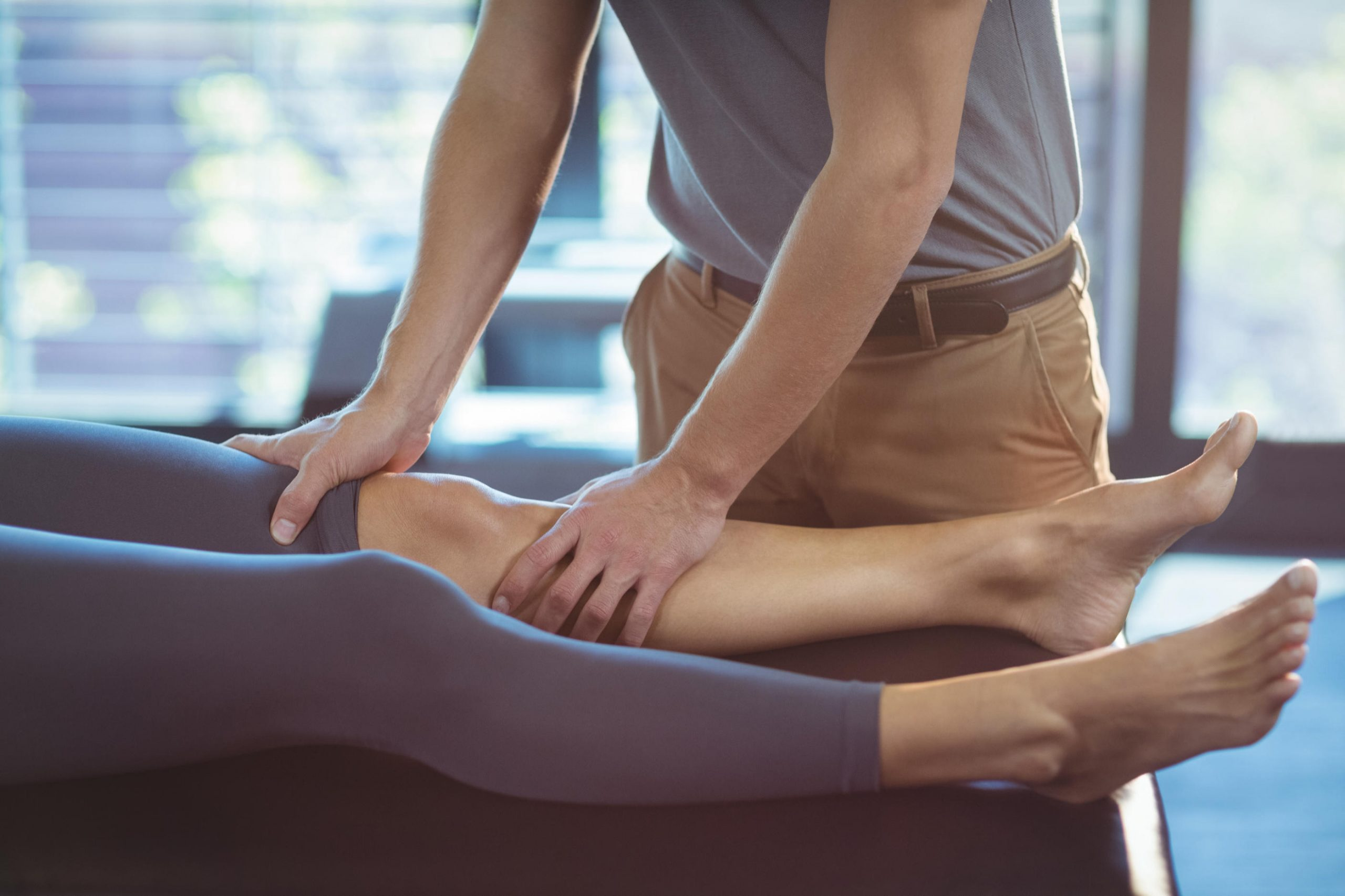 Physiotheraphy treatment